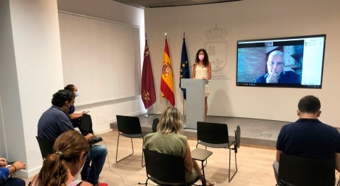 Murcia solicita medidas oxigenación posible episodio anoxia Mar Menor
