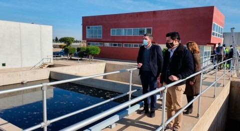 Murcia invertirá 4 millones euros mejorar depuradora San Javier