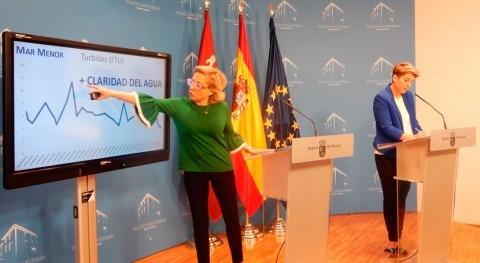 Murcia creará red humedales artificiales entorno Mar Menor