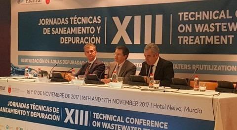 Murcia invertirá 15 millones nuevos sistemas sostenibles depuración y reutilización agua