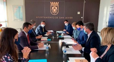 Murcia prevé adjudicar antes fin año modelo territorial protección Mar Menor