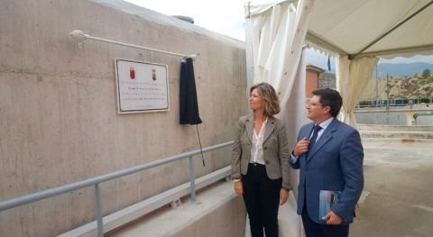Murcia destina millón euros mejorar calidad agua EDAR Blanca