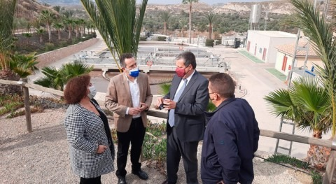 Murcia, vanguardia depuración aplicando ozono eliminar contaminantes emergentes