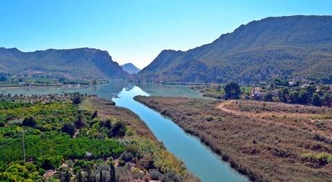 delegación internacional visita Murcia conocer modelo aprovechamiento agua