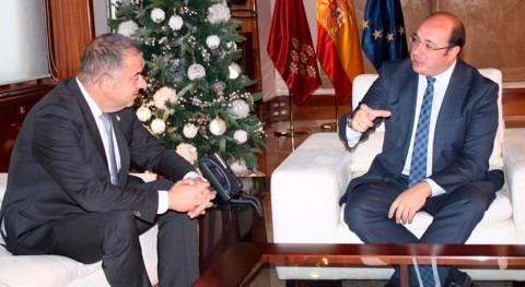 Murcia y regantes, juntos concienciar déficit hídrico levante español