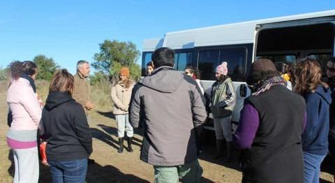 Voluntariado restaurar ecosistemas Uruguay