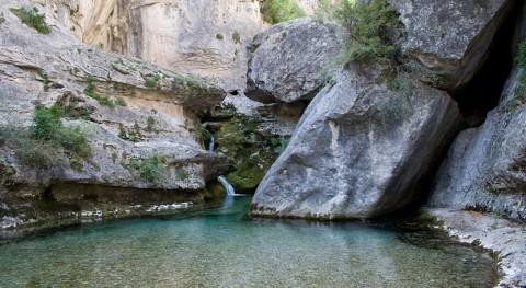 Aragón aprueba plan protección Monumento Natural Nacimiento Río Pitarque