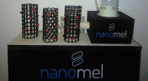 Depuración aguas residuales mediante nanopartículas melanina fúngica