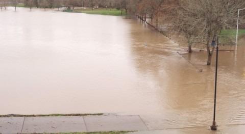 futuro agua Tierra: inundaciones y sequías extremas