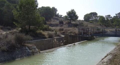 CHE licita mantenimiento segundo tramo Canal Bardenas y acequias principales