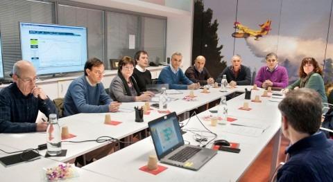 Alerta inundaciones Navarra