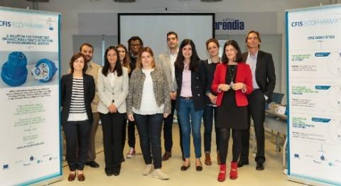 networking contaminantes emergentes pone broche final al proyecto CFIS-Ecopharma