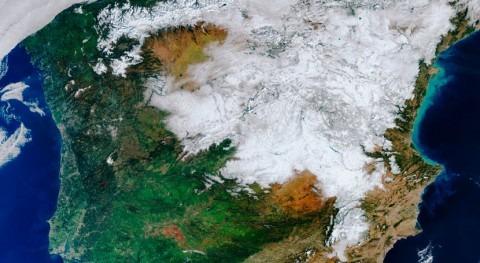 Filomena dejó 5.000 hm3 agua España, cifra similar al consumo urbano durante año