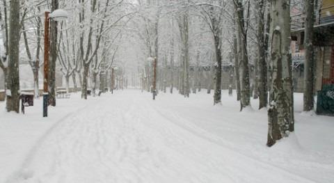 Matemáticas predecir aparición grandes nevadas y minimizar impacto