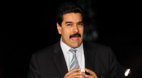 Nicolás Maduro (imagen de archivo)