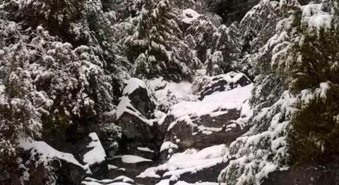 nieve como recurso hídrico (y II). modelo Aster