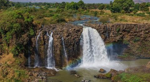 Etiopía, Egipto y Sudán dialogan presa Nilo Azul y acuerdan nueva reunión