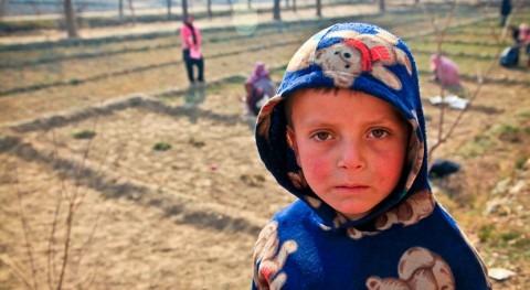 sequía y desastres naturales agravan situación Afganistán