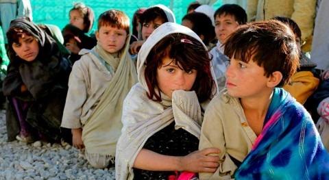 grave sequía Afganistán empuja familias casar hijas dote