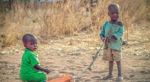 estudio, cambio climático contribuye desnutrición y empeora dieta niños