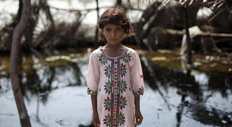 Más 660 millones niños viven países alto riesgo desastres naturales