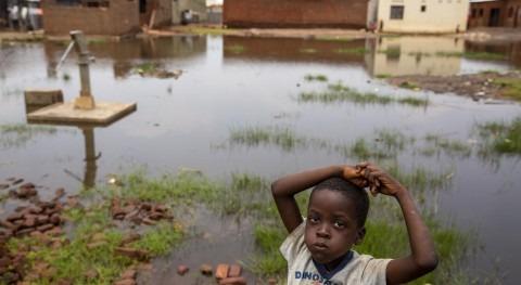 Alrededor 1.000 millones niños están gravemente expuestos efectos cambio climático