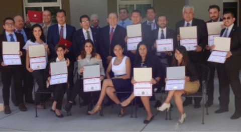 Se desarrolla éxito Universidad Nuevo México Taller Internacional Certificación