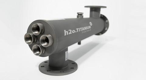 ¿Conoces tecnología h2o.titanium?