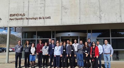 """""""laboratorio"""" europeo doctorandos mejorar innovación tratamiento aguas"""