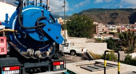 Aqualia invierte más 250.000 euros mejora y modernización redes Candelaria