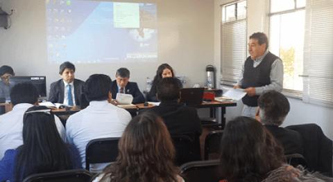 Tribunal Nacional Resolución Controversias Hídricas realiza sesión Arequipa