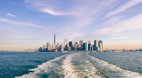 """""""Nueva York 2140"""": ciudad aguas"""