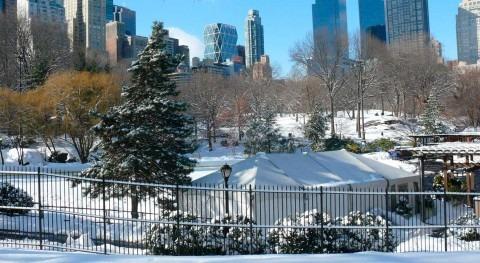 frío extremo Estados Unidos no contradice cambio climático