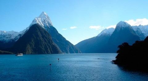 lluvias Nueva Zelanda provocan evacuación casi 200 turistas fiordo