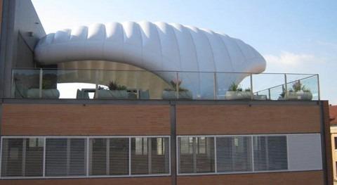 nuevo edificio UPC incluye laboratorio dinámica fluvial e ingeniería hidrológica