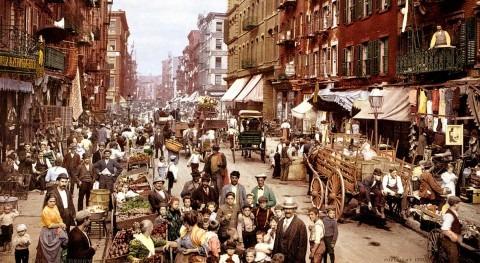 Nueva York, estiércol y escaleras: cuando caballos eran pesadilla ciudades