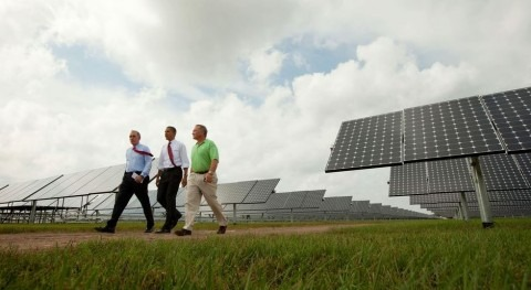 El Gobierno de Barack Obama ha lanzado un plan de energía limpia