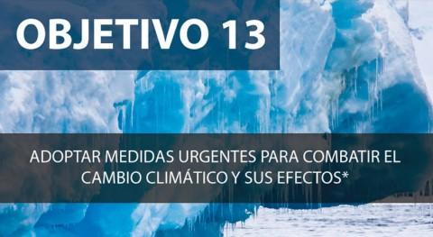 ¿Por qué lucha cambio climático es Objetivo Desarrollo Sostenible?