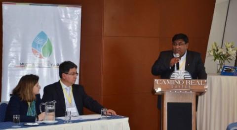 Gobierno boliviano fija lograr acceso universal al agua potable y saneamiento 2025