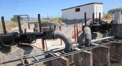 marcha obras emergencia elevar aguas Tajo Canal Alberche