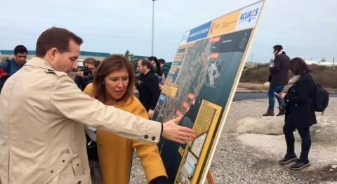 Finalizan obras saneamiento Ribeira inversión 20 millones euros