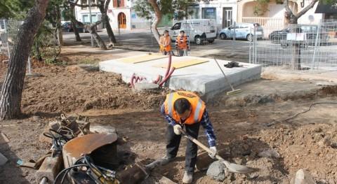 Comienza renovación estaciones impulsión aguas residuales Portocolom, Baleares