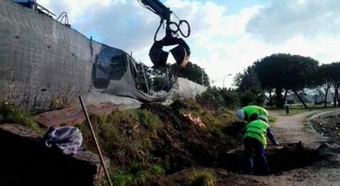 Autorizadas obras emergencia reparar daños temporal Asturias y Valencia