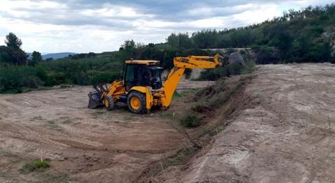 DAM inicia obras construcción nueva EDAR Beniatjar, Valencia