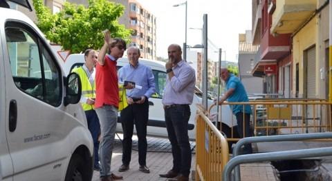 FACSA inicia Vall trabajos renovar red agua potable