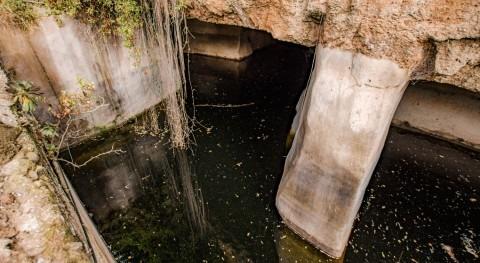 Obras hidráulicas que afirman: patrimonio construido Guiniguada (Gran Canaria)