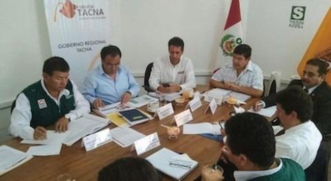 Perú invierte más 32,5 millones dólares obras infraestructura hídrica Tacna