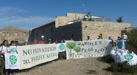 Ecologistas se opone obras salina San José, Puerto Santa María