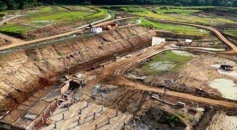 """""""Al proyecto DAUVIN se lo denomina Multipropósito porque cumplirá aprovechamiento riego y agua potable"""""""
