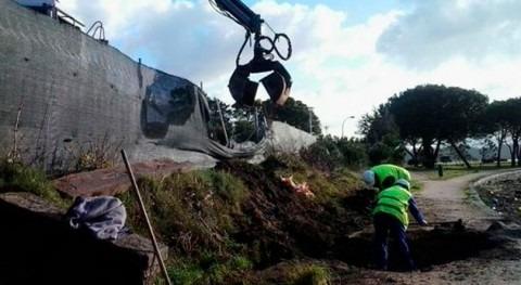 Autorizadas obras emergencia reparar daños temporal ámbito CHJ